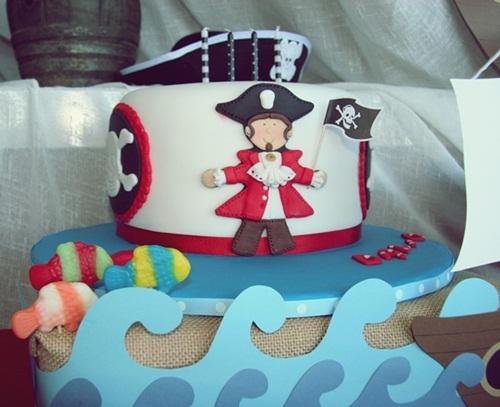 Decorar una fiesta pirata con mucha imaginación