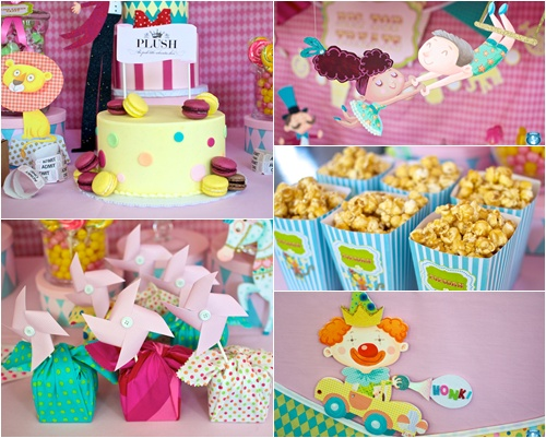 Ideas de decoracion para fiestas infantiles for Ideas para fiestas infantiles