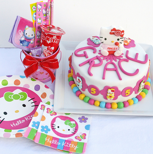 Ideas Para fiesta temática de Hello Kitty