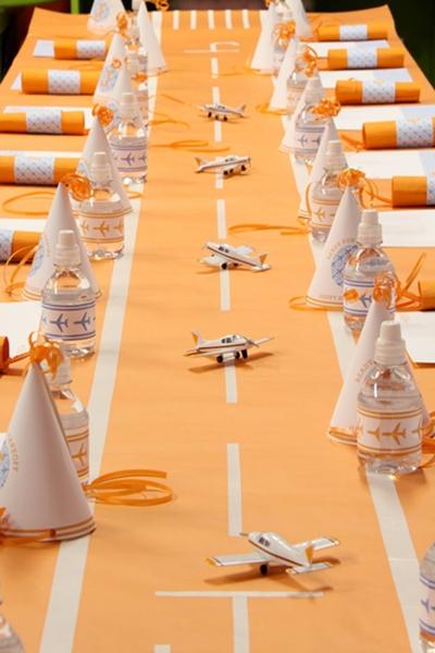 Fiesta infantil: Preparados para despegar