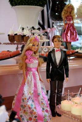 Fiesta Temática De Barbie.