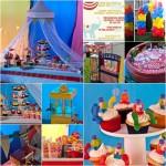 fiesta tematica de circo