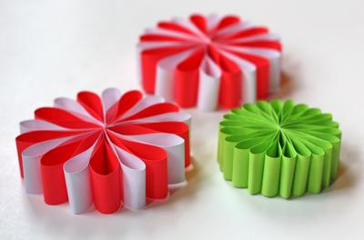 Flores Faciles De Papel De Colores Servicios Y Blog Sobre Fiestas