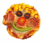 Receta para hacer mini pizzas