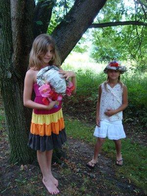 Manualidades: Sombreros de papel para fiestas.