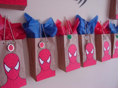 Fiesta Temática Spiderman