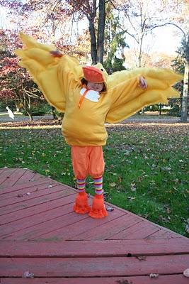 Increíbles disfraces para niño.