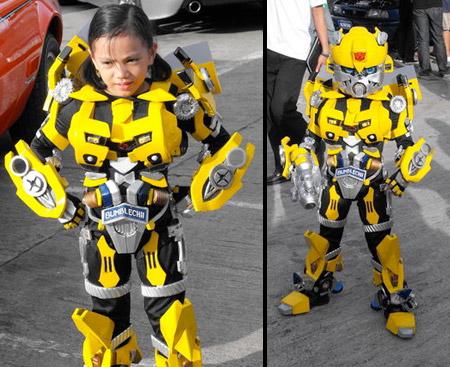 Me Encanta Este Disfraz De Los Transformers  Est   Muy Bien Hecho