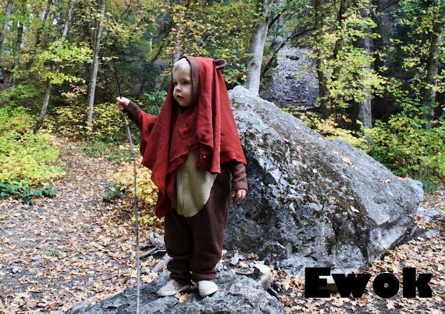 Disfraz de Ewok
