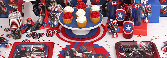 fiesta-tematica-avengers-capitan-america