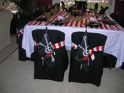 Fiesta Temática De Piratas.