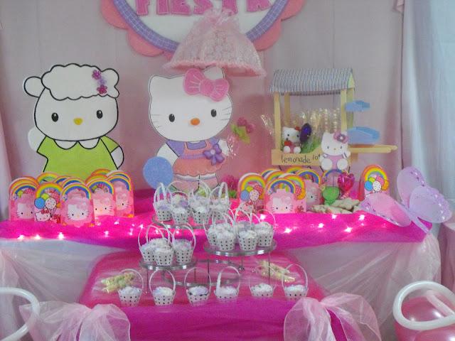 Adornos de hello kitty para fiestas imagui - Decoracion hello kitty ...