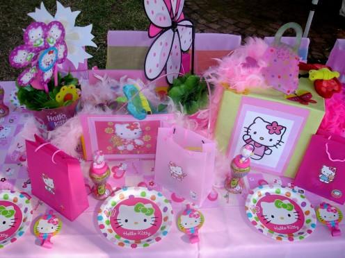 Fiesta Temática Hello Kitty.