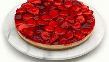 Guía para hacer un delicioso pastel de fresa.