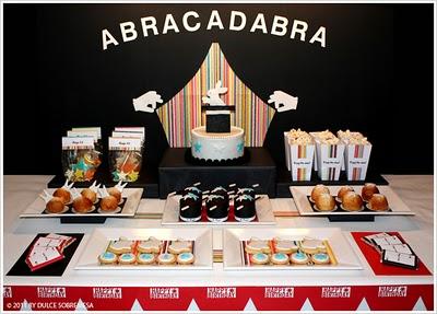 Abracadabra la fiesta aparece fiestas infantiles for Abrakadabra salon de fiestas