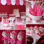 Fiesta temática Hello Kitty