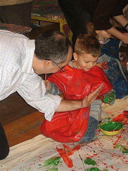 fiesta tematica pintores