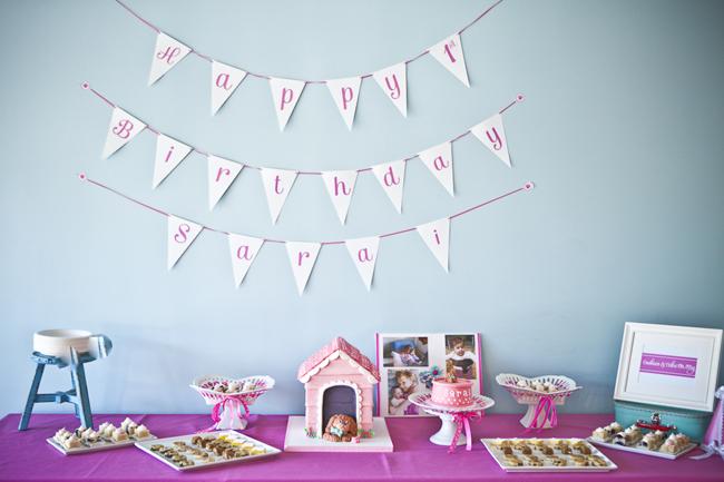 Fiesta temtica de perritos Servicios y blog sobre fiestas infantiles