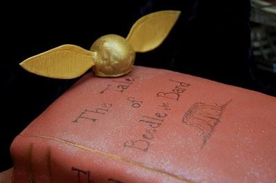 Fiesta temática de Harry Potter.