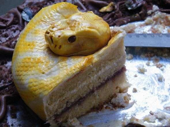 ¿Pensabas que jamás le temerías a un pastel?