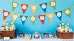 Entrega inmediata, fiesta de cumpleaños