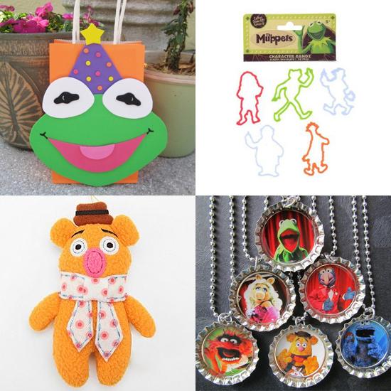 Fiesta temàtica de los Muppets.
