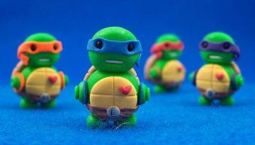 fiesta tematica tortugas ninja