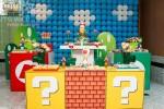 Fiesta temática de Baymax (Big Hero 6)