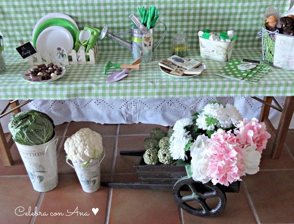 Fiesta botánica