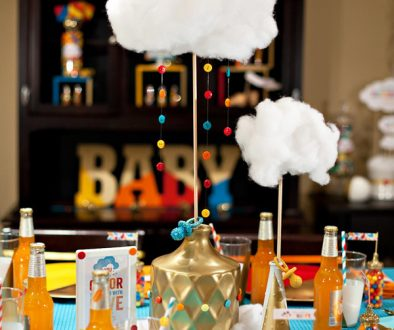 Ideas para baby shower