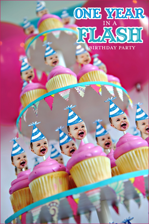 party ideas for 1 year old baby girl