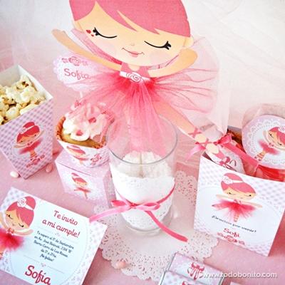 Nociones básicas para la decoración de una fiesta infantil