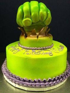 Fiesta temática de Hulk