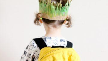 corona de pasto para una fiesta ecologica 01